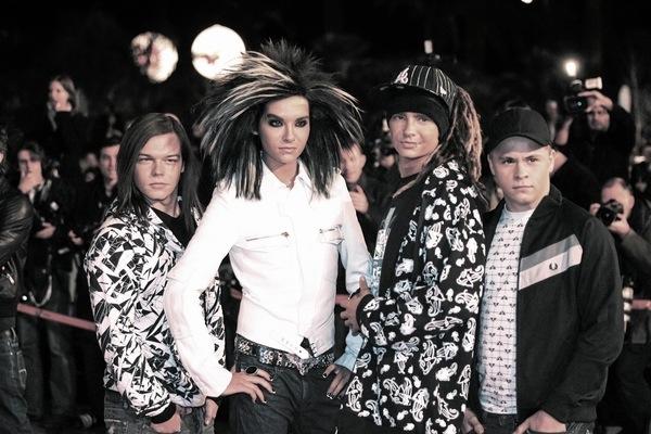Emo Frisuren Boys - Bill Kaulitz