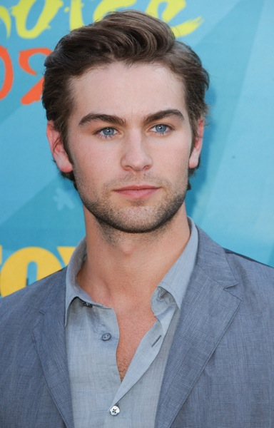 Frisur halblang - Chace Crawford