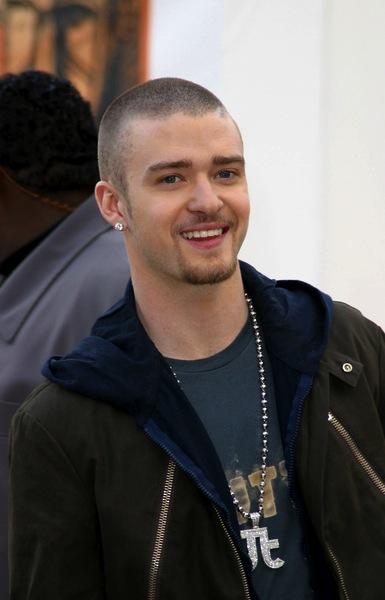 Frisuren für Locken Justin Timberlake