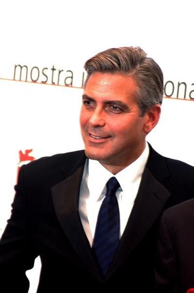 Frisuren F  R M  Nner Wie George Clooney  Foto Von Pr Photos