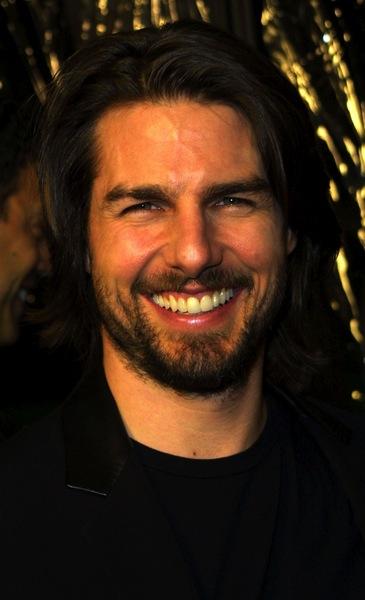 Frisurentrend Mann Tom Cruise trägt Sie so