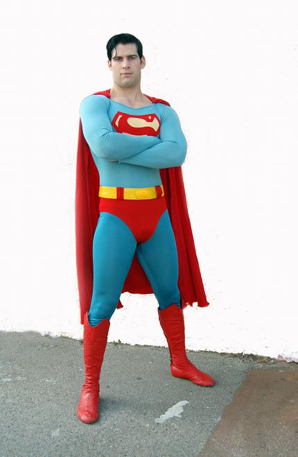 Gelfrisuren Superman