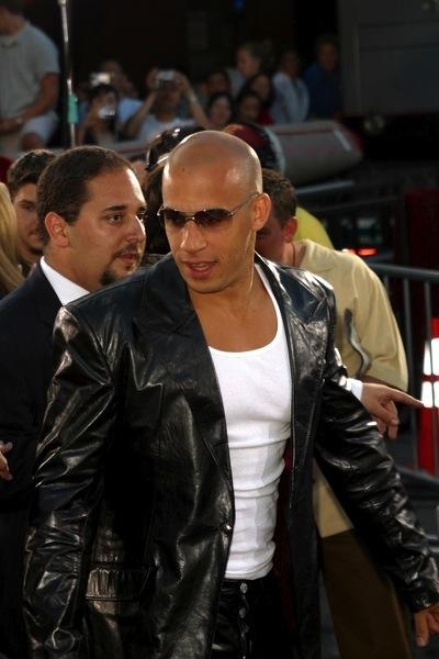 Glatze Vin Diesel
