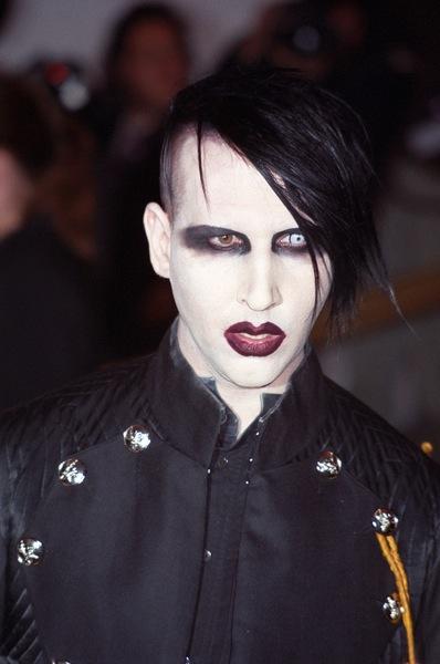 Gothic Frisur