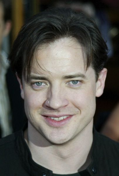 frisur mittellang von brendan fraser m nnerfrisuren. Black Bedroom Furniture Sets. Home Design Ideas