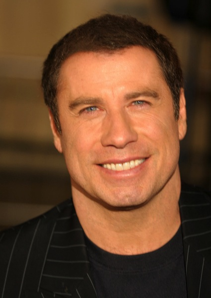 Kurz Haar Frisur - John Travolta