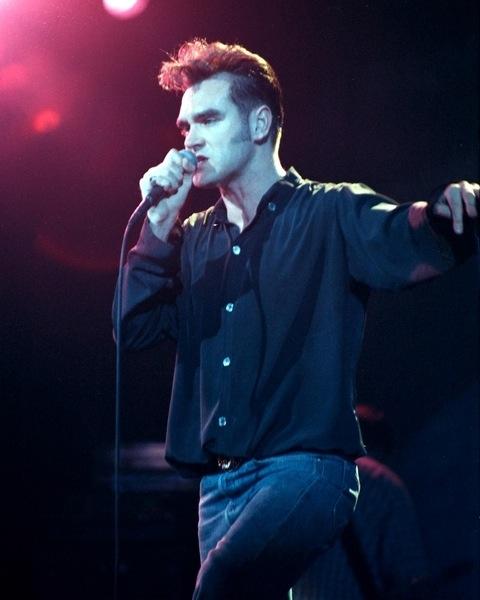 Kurzhaarfrisur Styling von Morrissey