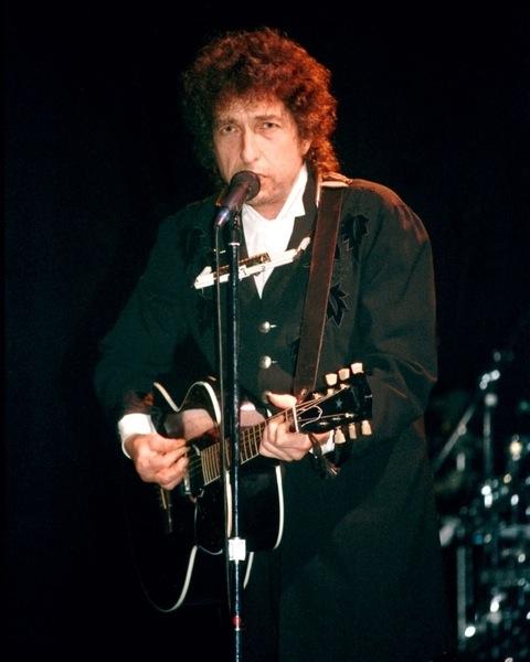 Locken Frisur Bob Dylan