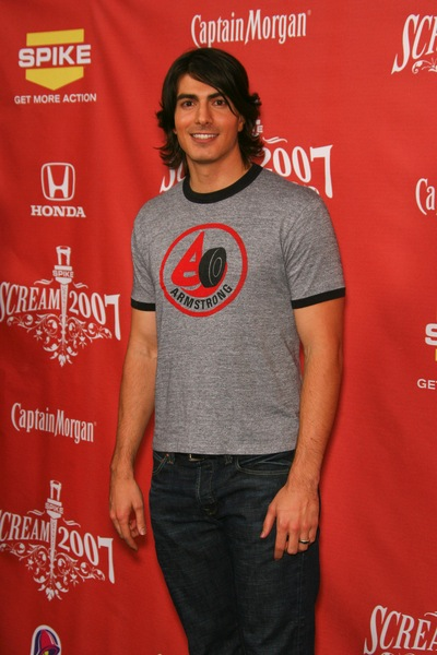 Pony Frisur - Brandon Routh
