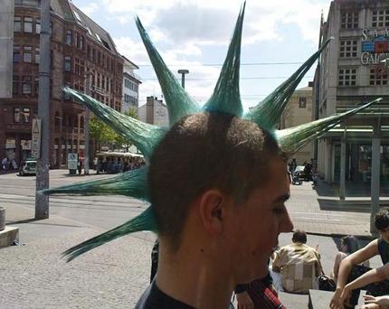 Punk Haare