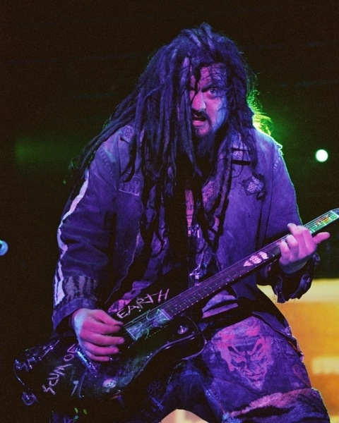 Rock Frisuren - Rob Zombie