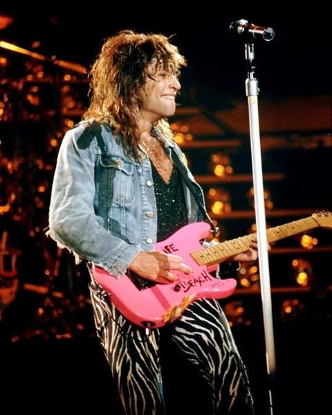 Rock Frisuren - John Bon Jovi