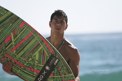 Surfer Frisuren