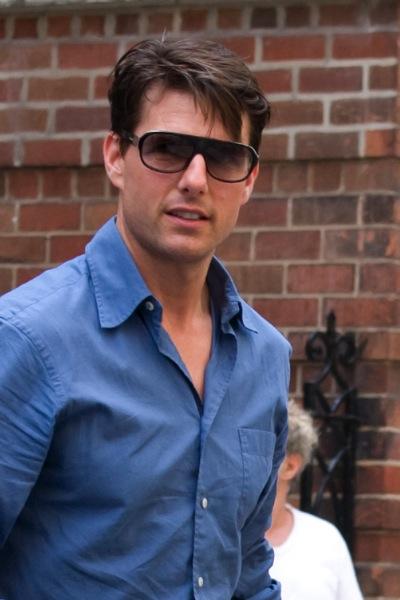 Trend Frisuren Mann wie Tom Cruise