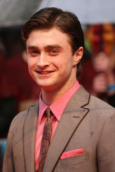 Trendfrisur Mann - Daniel Radcliffe