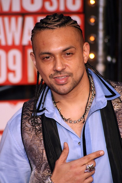 Vokuhila Frisur Sean Paul