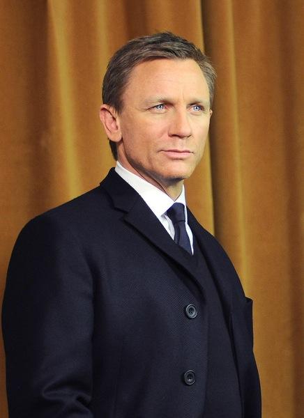 coole Kurzhaarschnitte - Daniel Craig