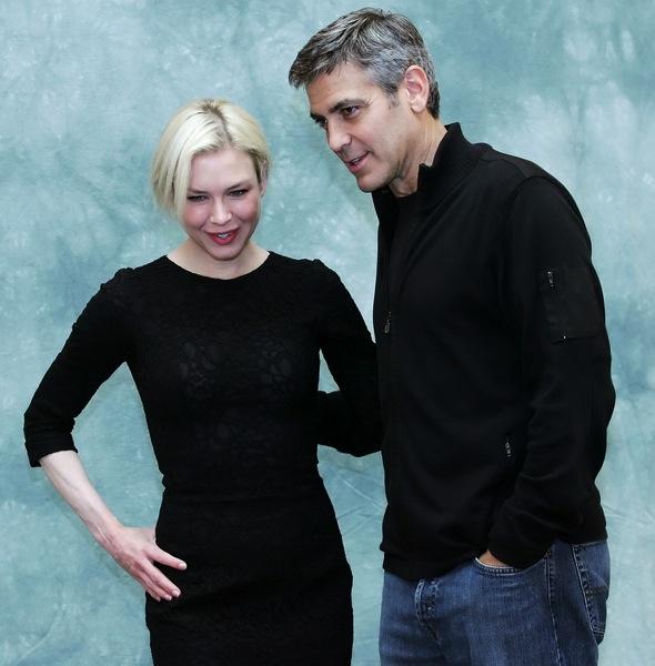 die neusten Kurzhaarfrisuren - George Clooney