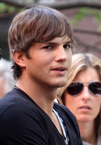 kurzhaarfrisur Bilder - Ashton Kutcher