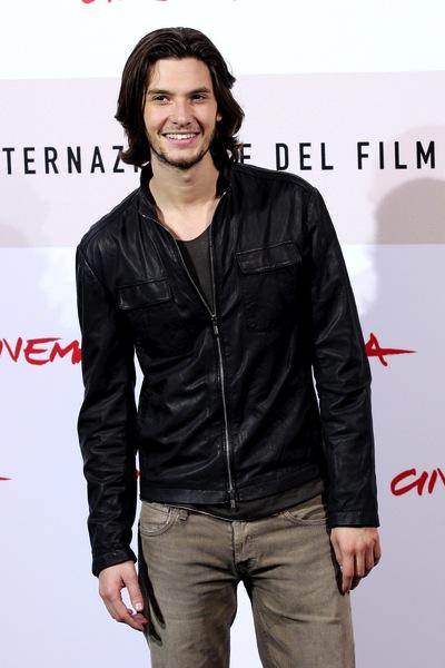 lange Haare Mann - Ben Barnes