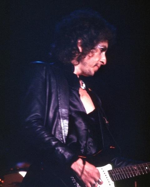 lockige Haare Bob Dylan