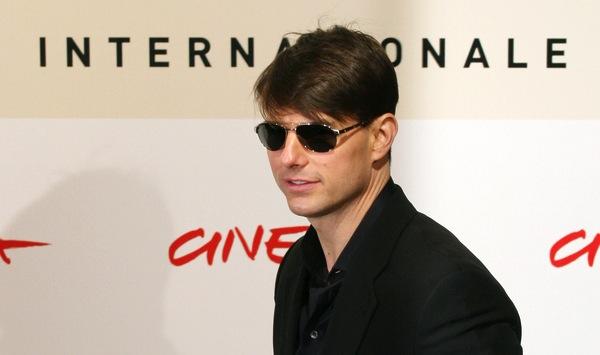 moderne Männerfrisuren - Tom Cruise