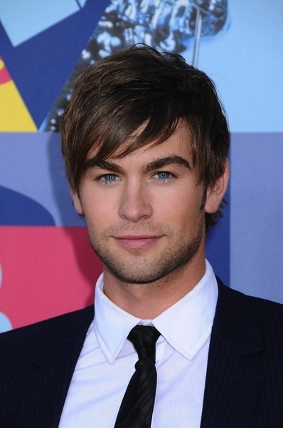 neue Haartrends - Chace Crawford