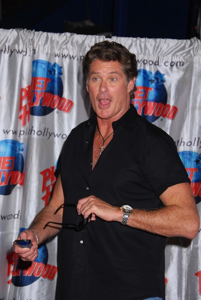 Frisuren Mit Locken Von David Hasselhoff   M  Nnerfrisuren