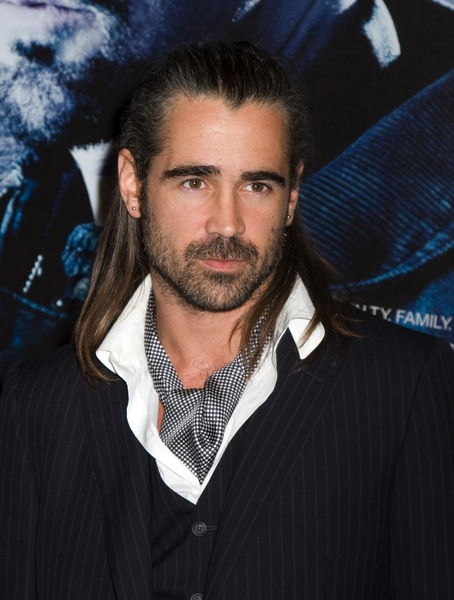 haarfrisuren m nner colin farrell m nnerfrisuren. Black Bedroom Furniture Sets. Home Design Ideas