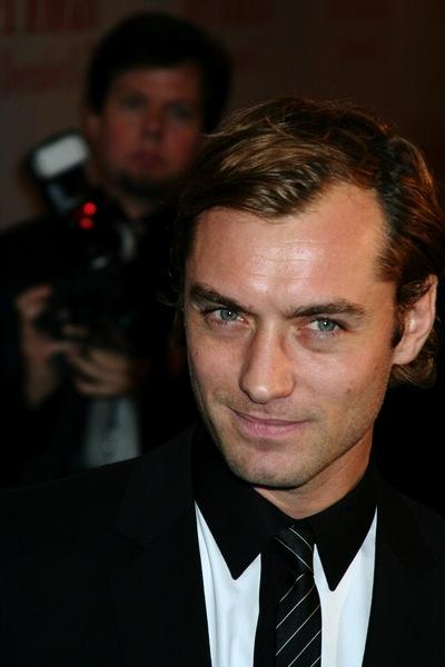 trendige Männerfrisuren - Jude Law