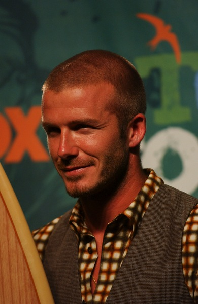 Angesagte Mannerfrisuren Von David Beckham Mannerfrisuren